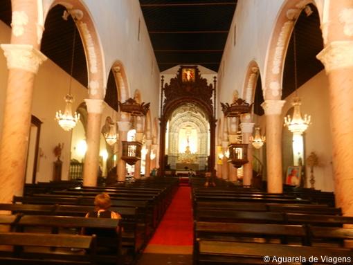 Ponta Delgada Igreja Matriz
