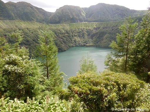 Lagoa de Santiago - São Miguel, Açores