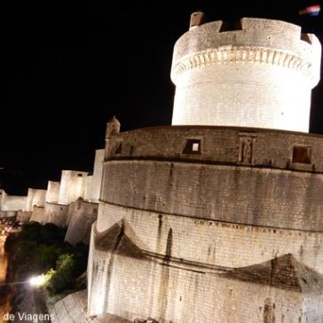 Dubrovnik, muralhas