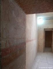 Sakkara - Entrada de mastaba