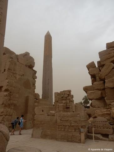 Pátio dos Festivais, Karnak