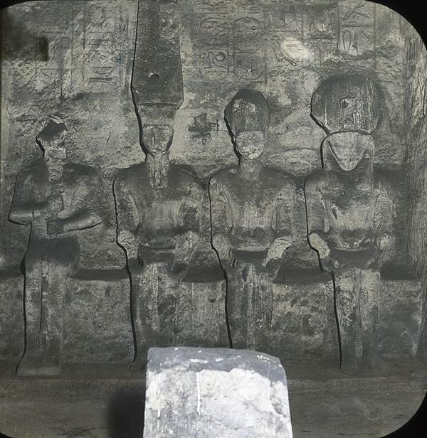 Templo Ramses II, Abu Simbel, Santuário